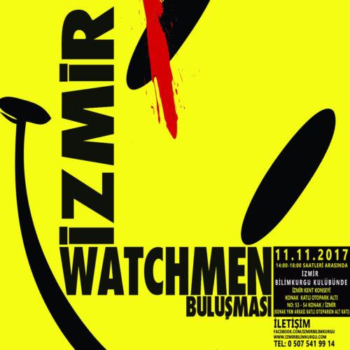 watchmen buluşması
